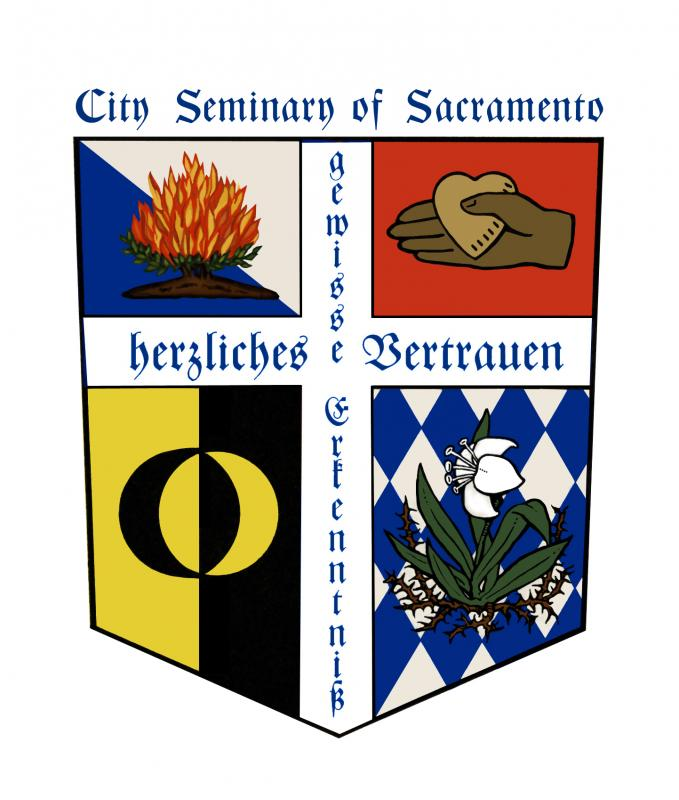 City Seminary of Sacramento Logo