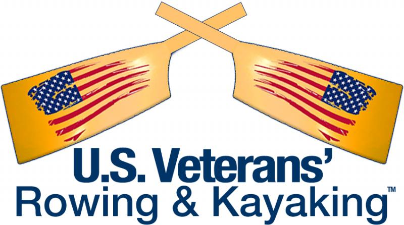 U.S. Veterans Rowing & Kayaking Foundation Logo
