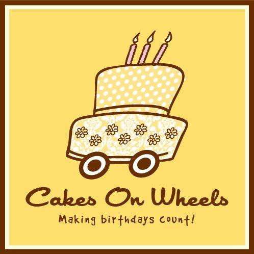 Cakes on Wheels Logo