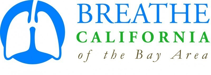Breathe California of the Bay Area Logo