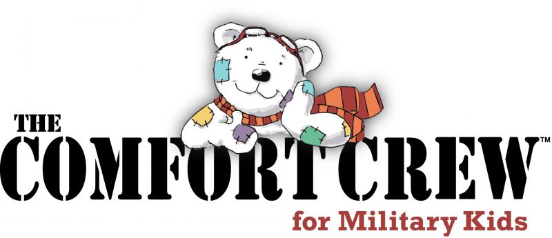 Comfort Crew for Military Kids Logo