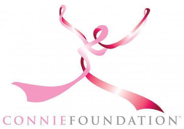 The Connie J Goodale Breast Cancer Foundation Logo