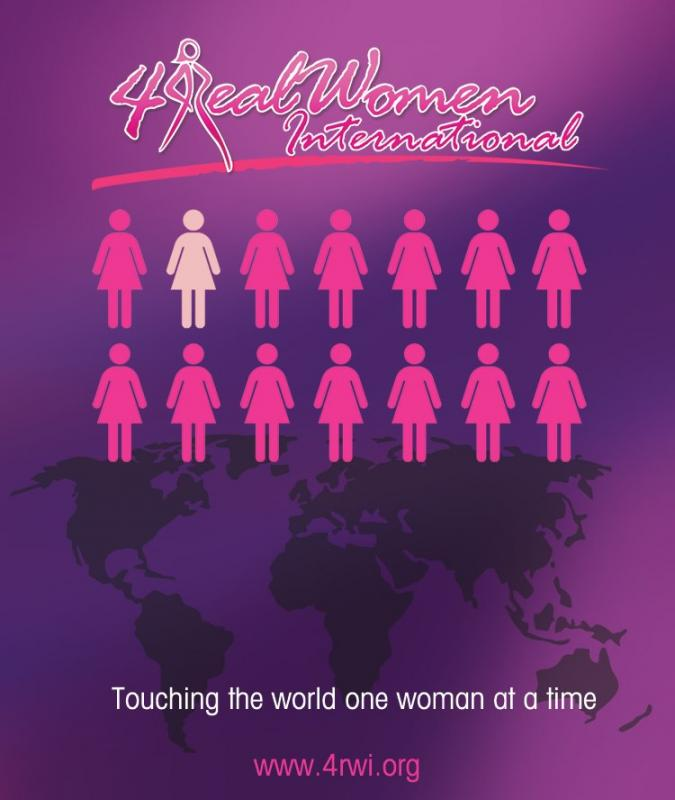 4 Real Women International Inc. Logo