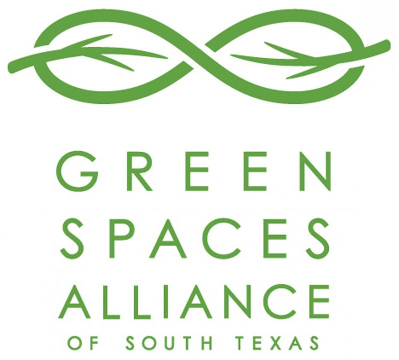 GREEN SPACES ALLIANCE OF SOUTH TEXAS Logo