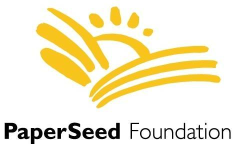 PAPERSEED FOUNDATION INC Logo