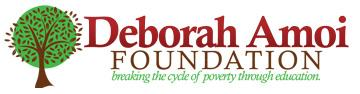Deborah Amoi Foundation Logo