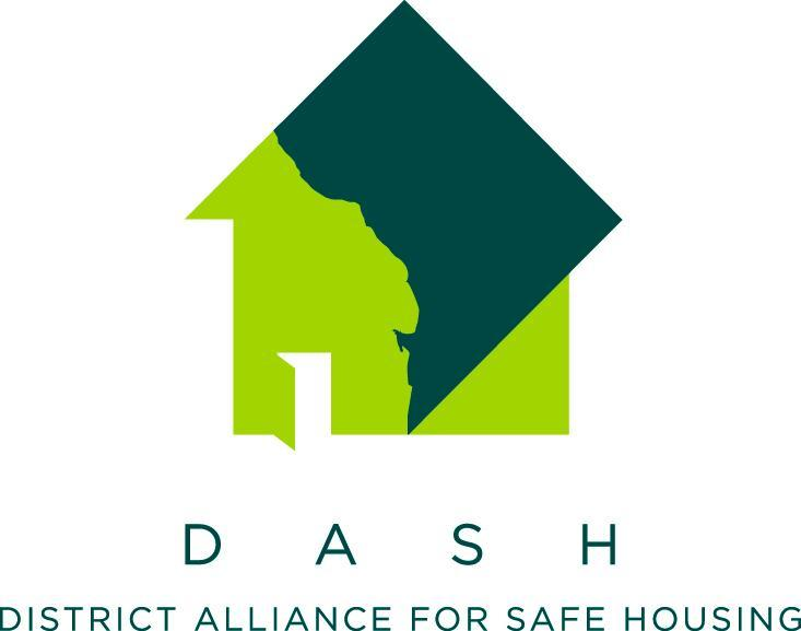 District Alliance for Safe Housing Inc (DASH) Logo