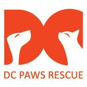 DC Paws Rescue Logo
