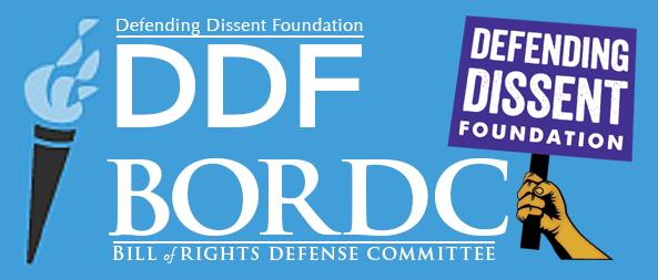 Bill of Rights Defense Committee & Defending Dissent Foundation Logo