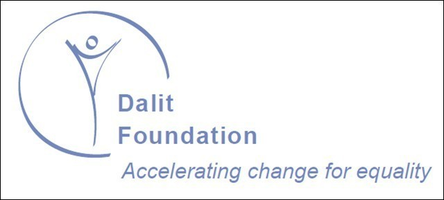 Dalit Foundation Logo