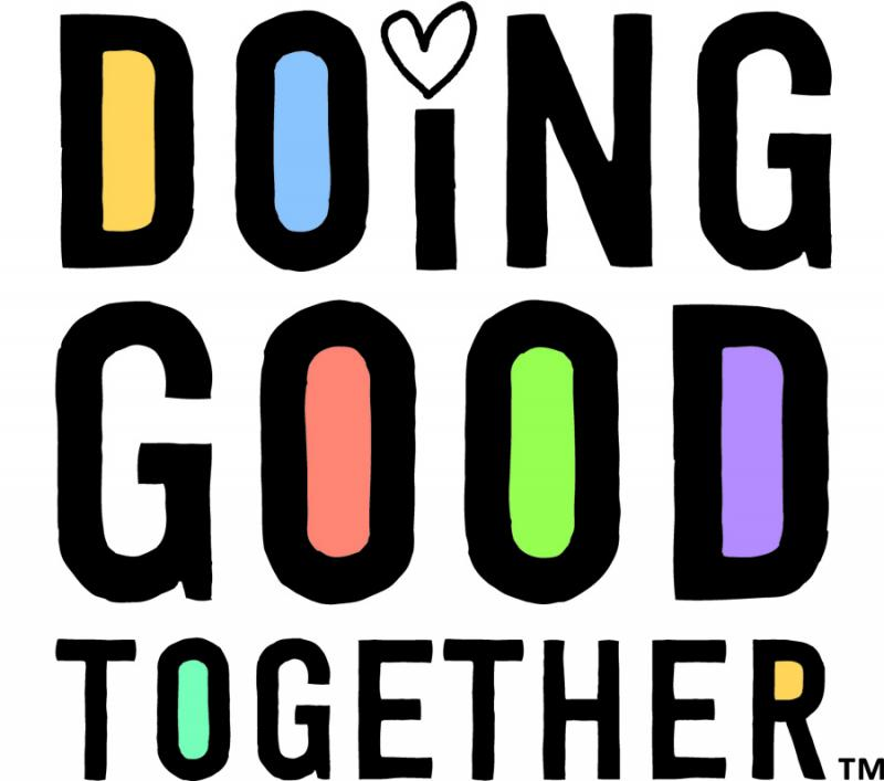 Doing Good Together™ Logo