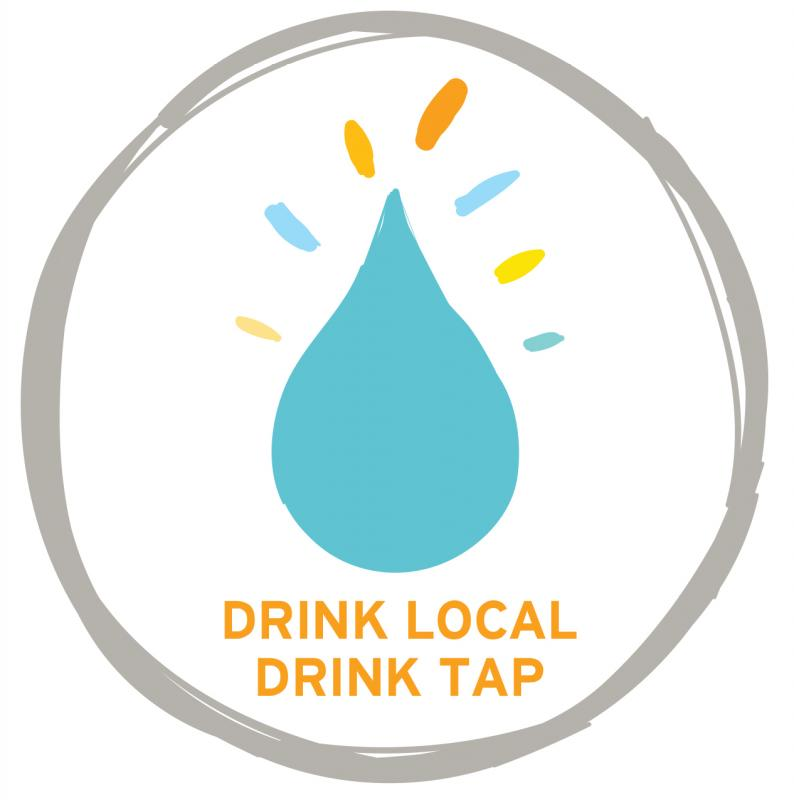 Drink Local Drink Tap Inc Logo