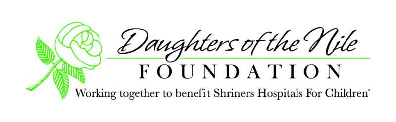 Daughters Of The Nile Foundation Logo