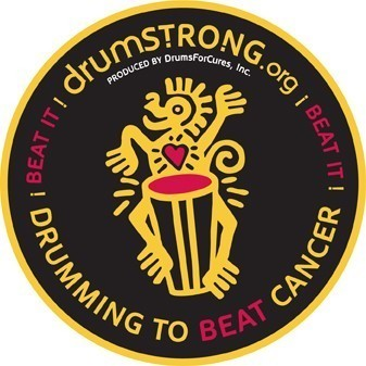 DrumsForCures :: drumSTRONG Logo