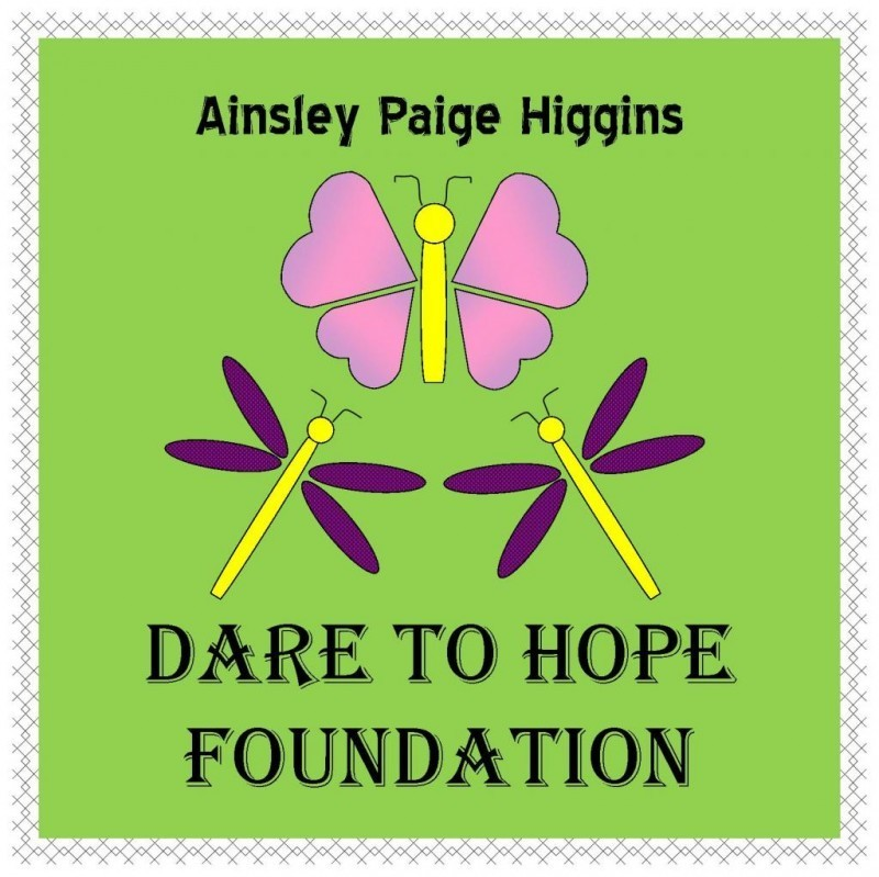 Dare To Hope Foundation Logo
