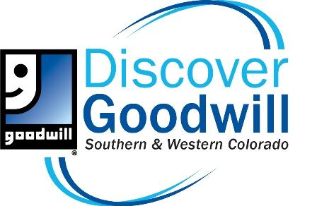 Discover Goodwill of Southern and Western Colorado Logo