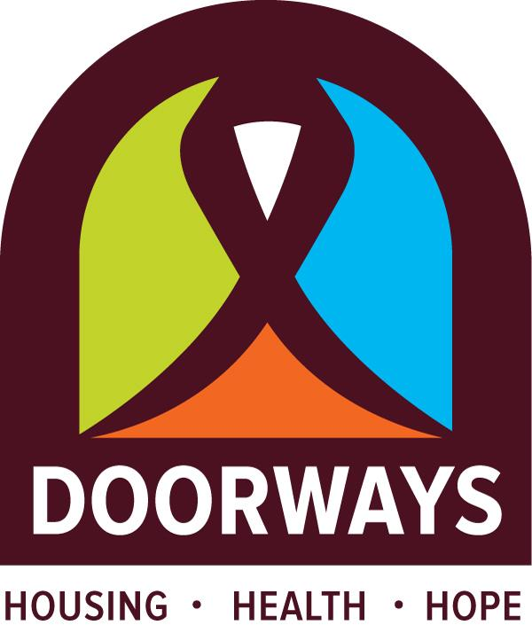 DOORWAYS Interfaith AIDS Housing Services Logo