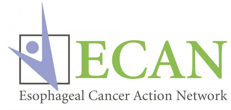 Esophageal Cancer Action Network, Inc. (ECAN) Logo