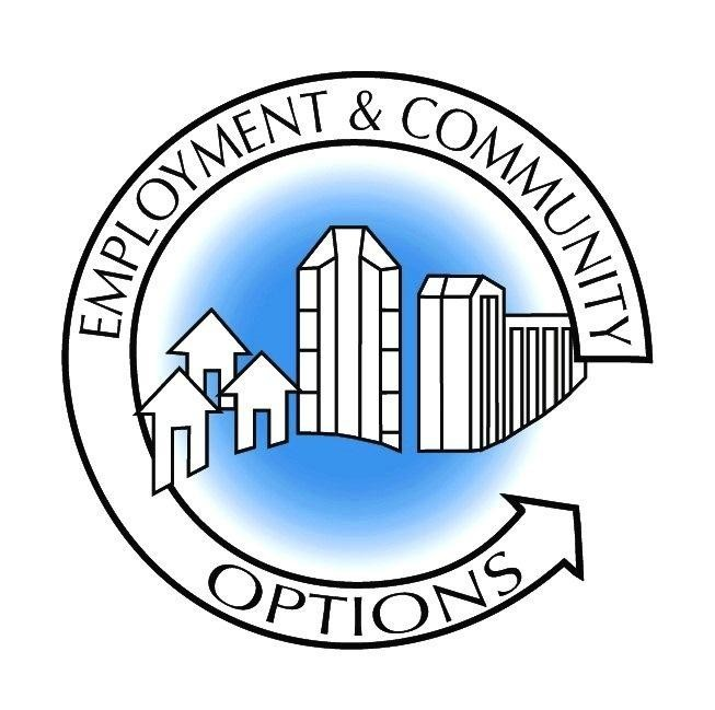 Employment & Community Options Logo