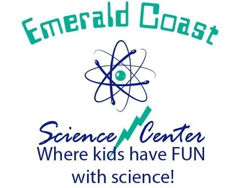 Emerald Coast Science Center Logo