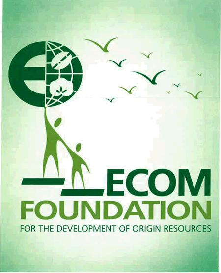 Ecom Foundation For Development of Origin Resources Logo
