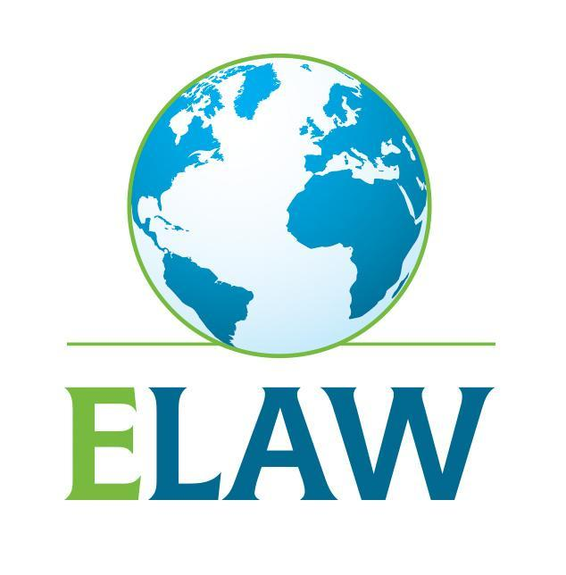 Environmental Law Alliance Worldwide - ELAW Logo