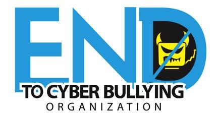 End to Cyber Bullying Inc. Logo