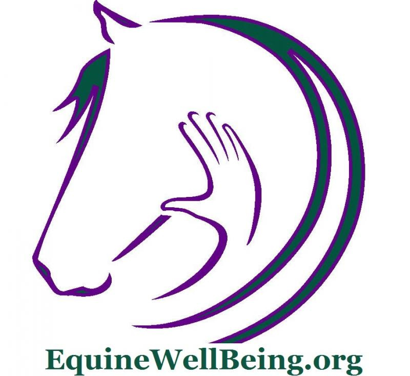 Equine Wellbeing Rescue Inc. Logo
