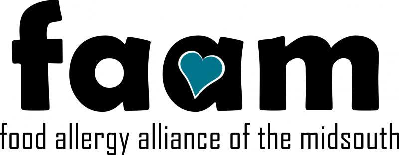 Food Allergy Alliance Of The MidSouth Logo