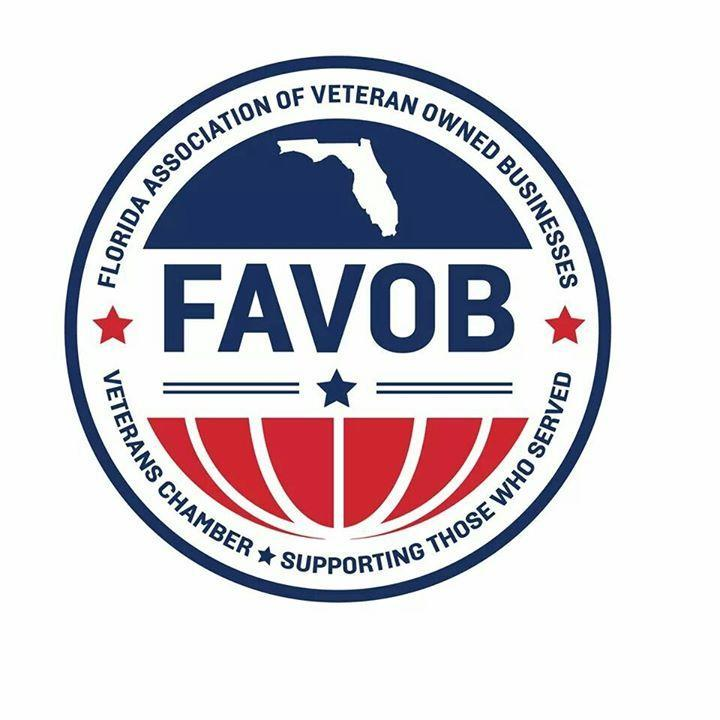 FLORIDA ASSOCIATION OF VETERAN OWNED BUSINESSES Logo