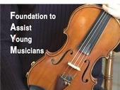 Foundation To Assist Young Musicians (FAYM) Logo