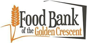 The Food Bank Of The Golden Crescent Logo
