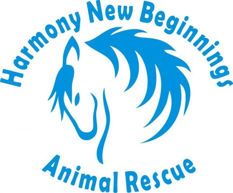 Harmony New Beginnings Animal Rescue Logo