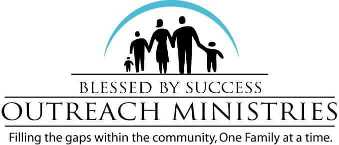 Blessed by Success Outreach Ministries Logo
