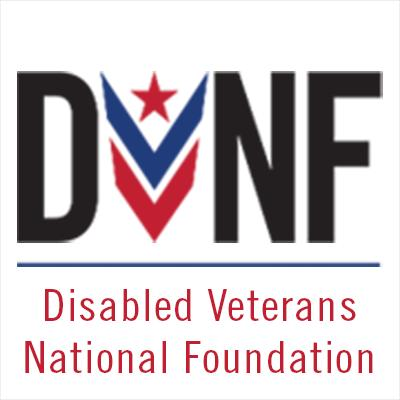 Disabled Veterans National Foundation Logo