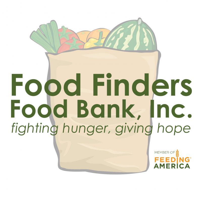 Food Finders Food Bank Inc Logo