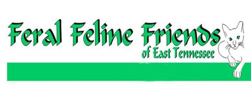 Feral Feline Friends Of East Tennessee Logo