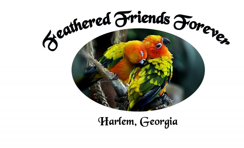 Feathered Friends Forever Rescue/Sanctuary Inc. Logo