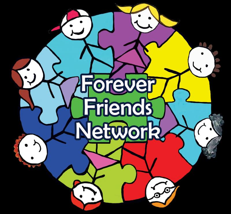 Forever Friends Network Logo