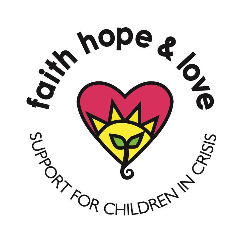 Faith, Hope, & Love Logo