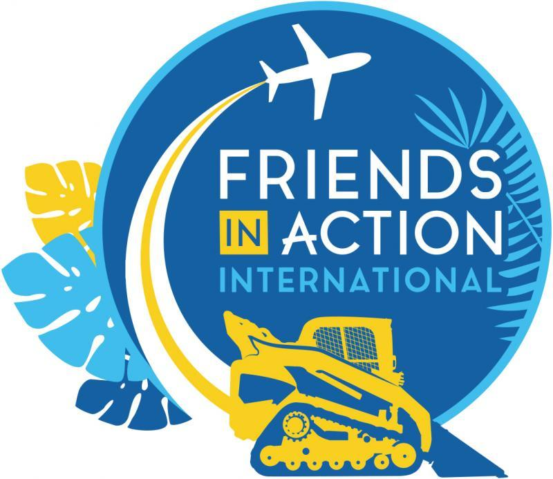 Friends In Action International Inc Logo