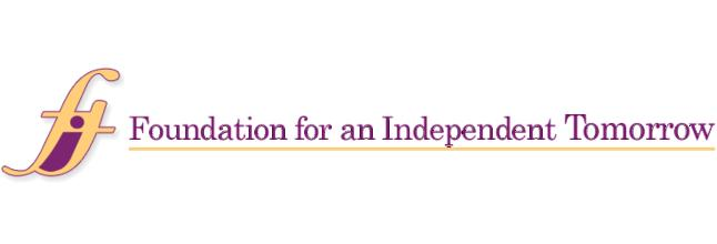 Foundation For An Independent Tomorrow Logo