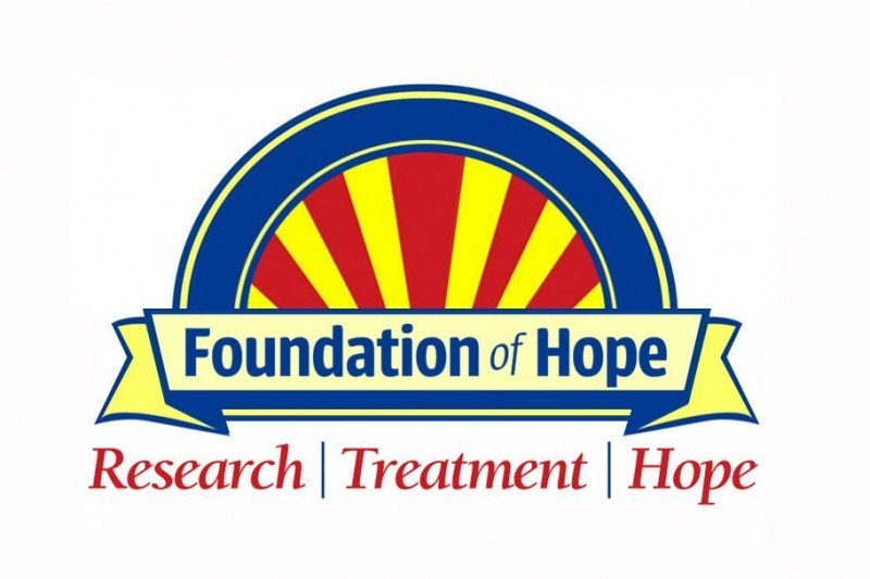 THE FOUNDATION OF HOPE FOR RESEARCH & TREATMENT OF MENTAL ILLNESS Logo