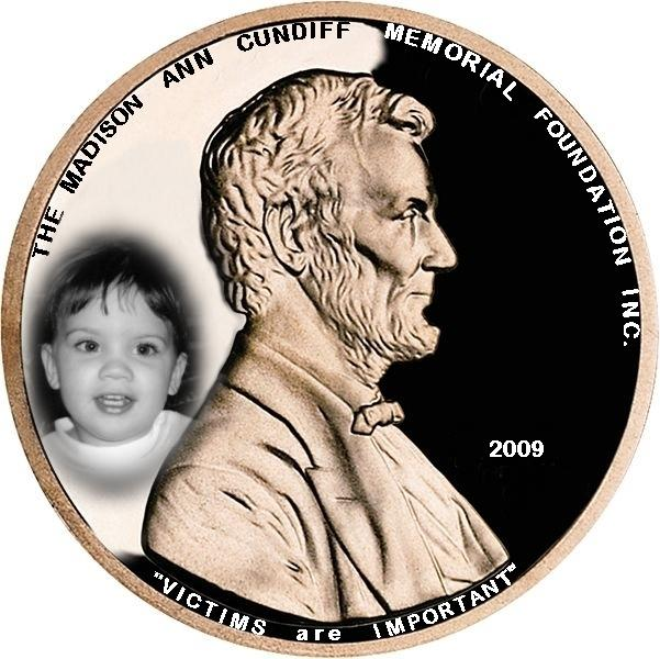 The Madison Ann Cundiff Memorial Foundation, Inc. Logo