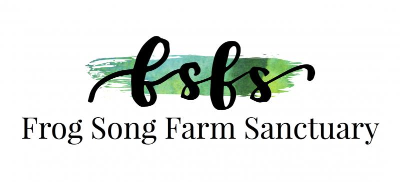 Frog Song Farm Sanctuary Inc Logo