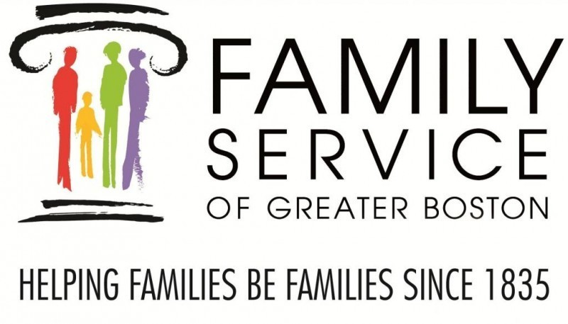 FAMILY SERVICE ASSOCIATION OF GREATER BOSTON Logo