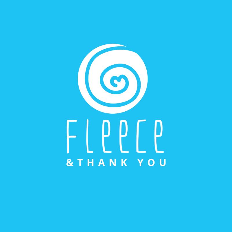 Fleece & Thank You Logo