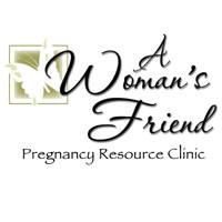 A Womans Friend Pregnancy Resource Clinic Logo