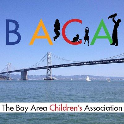 Bay Area Children's Association (BACA) Logo