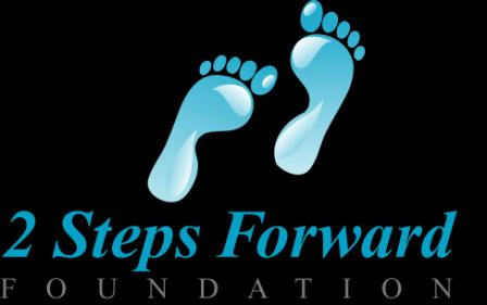 2 Steps Forward Foundation Inc Logo